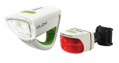 Lampy Sigma eloy white combo 13012