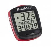 Licznik rowerowy Sigma BC 1200 czerwony