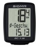 Licznik rowerowy Sigma BC 7.16 kabel 07160