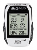 Licznik Sigma Rox 11.0 gps biały  basic
