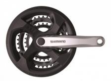 Mechanizm korbowy Shimano 42/34/24 170mm