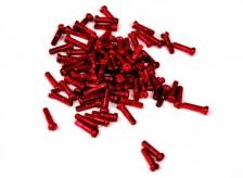 Nypel ogniste ferrari 16mm  alu 144 szt
