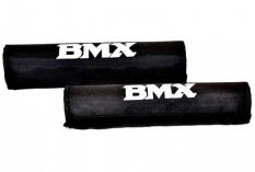 Ochraniacz na kierownicę BMX 16'' czarny