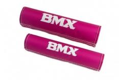 Ochraniacz na kierownicę BMX 16'' różowy