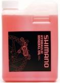 Olej mineralny shimano do hamulców hydr.1000 ml