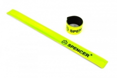 Opaska odblaskowa Spencer żółta