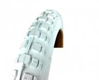 Opona 16x1.75 hf143 biała Duro