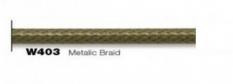 Pancerz hamulca Saccon Braid W403 5 mm rolka 5 m