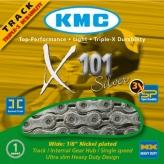 Kmc łańcuch x101 npx 1/8 bmx