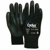 Rękawiczki warsztatowe Cyclus XL czarne