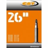 Dętka CST 26x1.75-2.125 sv 40mm