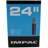 Dętka rowerowa Impac 24x1.75/2.45 AV 35mm