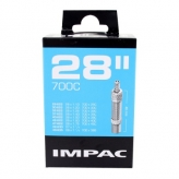 Dętka Impac 28x1 3/8-1.1/2 wentyl rowerowy