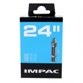 Dętka rowerowa Impac 24x1.75/2.35 DV