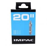 Dętka Impac 20x1.75-2.45 wentyl rowerowy
