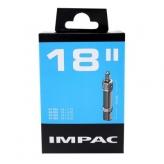 Dętka Impac 18x1.75-2.25 wentyl rowerowy