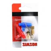 Simson końcówki do pompowania