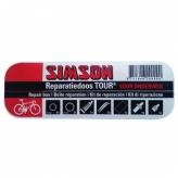 Skrzynka naprawcza do dętek Simson Tour