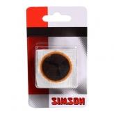 Łatki do dętek  Simson  33mm 8 sztuk