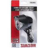 Lampka rowerowa przednia Simson Truss e-bike
