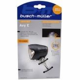 Lampka rowerowa przednia Busch & Muller Lumotec Avy E e-bike czarna