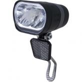 Lampka rowerowa przednia Spanninga Axendo 40 XDAS dynamo czarna