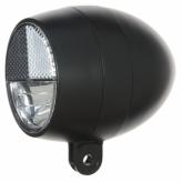 Lampka rowerowa przednia Cortina Amsterdam czarna