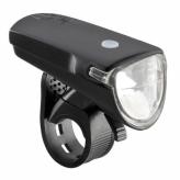 Lampka rowerowa przednia Axa Greenline 35 LUX czarna
