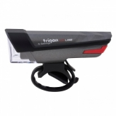 Lampka rowerowa przednia Spanninga Trigon 25 LUX USB czarna