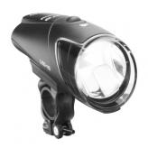 Lampka rowerowa przednia Busch & Muller Ixon IQ Premium czarna