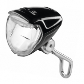 Lampka rowerowa przednia Busch & Muller Lumotec Eyc N plus czarna