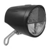 Lampka rowerowa przednia Union Venti czarna