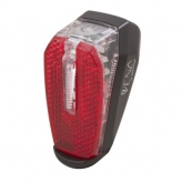 Lampka rowerowa tylna Spanninga Vena XB baterie