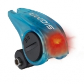Lampka rowerowa tylna Sigma Brakelight baterie niebieska