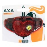 Lampka rowerowa tylna Axa Spark baterie
