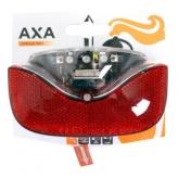 Lampka rowerowa tylna Axa Omega  PRO baterie