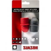 Zestaw LED Simson Battery LED Simmy