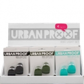 Up lampjes display 15 sets zwart, mint, groen