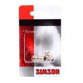 Simson żarówka tył (2 sztuki)