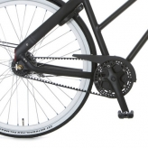 Cortina łańcuch kast 28 bold black matt