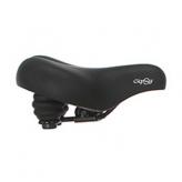 Siodełko rowerowe Cortina Gipsy czarne