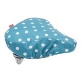 New Looxs pokrowiec na siodełko l polka blue
