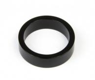 Podkładka dystansowa alu 28,6-36 czarna  10 mm