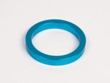 Podkładka dystansowa alu 28,6-36 niebieska  5 mm