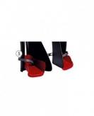 Podnóżki do fotelika Bellelli czerwone
