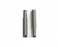Przedłużki zaworu presta/dunlop standard alu 40mm
