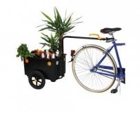 Przyczepka rowerowa Bellelli eco trailer max 60 l
