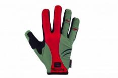 Rękawiczki rowerowe B-Skin długie palce enola XL