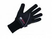 Rękawiczki rowerowe b-skin długie palce winter blk l