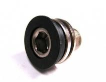 Śruba osi suportu m12 x13,5 cr-m0
